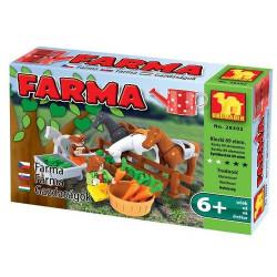 KLOCKI 28302 FARMA KONIKI