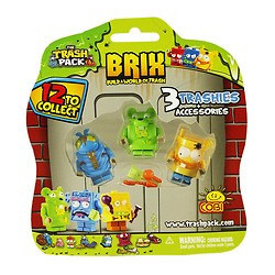COBI 6247 TRASH PACK 3...