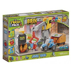 COBI 6250 TRASH PACK...