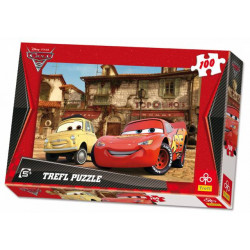 PUZZLE TREFL 100 16160 CARS...