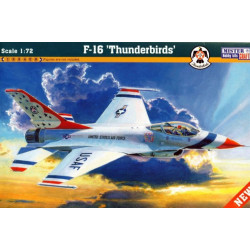 MISTERCRAFT F-16A THUNDERBIRDS