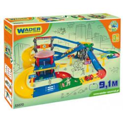 WADER 53070 KID CARS 3D...