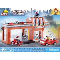 COBI 1466 ACTION TOWN FIRE...