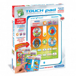 CLEMENTONI 60258 TOUCH PAD...