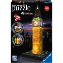RAVENSBURGER 125883 BIG BEN...