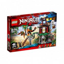 LEGO 70604 WYSPA TYGRYSIEJ...