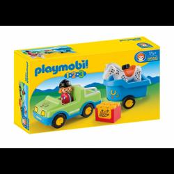PLAYMOBIL 6958 SAMOCHÓD Z...