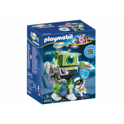 PLAYMOBIL 6693 ROBOT CLANO