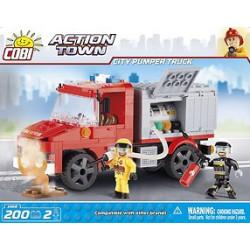 COBI 1468 ACTION TOWN...