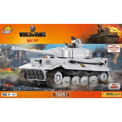 COBI 3000 TIGER I WORLD OF...