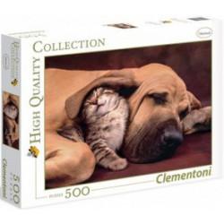 CLEMENTONI 35020 PUZZLE 500...