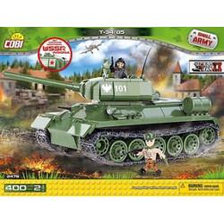 COBI 2476 T-34/85 CZOŁG...