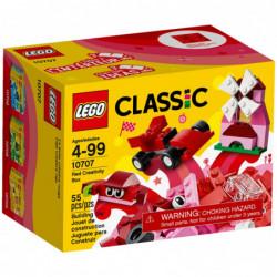 LEGO 10707 CZERWONY ZESTAW...