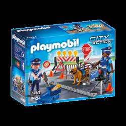 PLAYMOBIL 6924 BLOKADA...