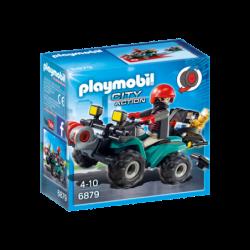 PLAYMOBIL 6879 PRZESTĘPCA Z...