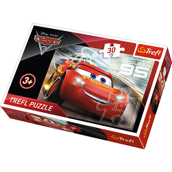PUZZLE TREFL 30 18215 CARS...