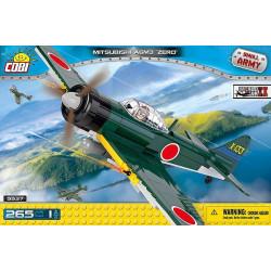 COBI 5537 MITSUBISHI A6M3 ZERO