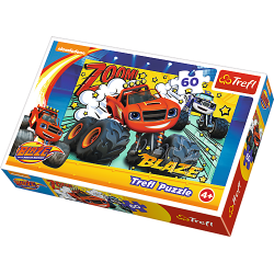 PUZZLE TREFL 60 17305 CO ZA...