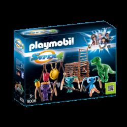 PLAYMOBIL 9006 WOJOWNICY...