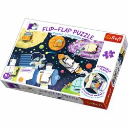 PUZZLE TREFL 14272 FLIP...