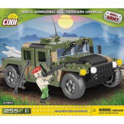 COBI 24304 NATO ARMORED...