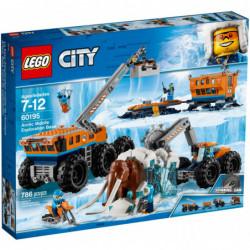 LEGO 60195 ARKTYCZNA BAZA...