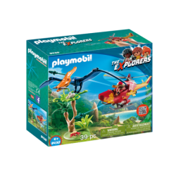 PLAYMOBIL 9430 HELIKOPTER Z...