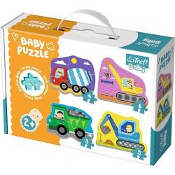 TREFL 36072 BABY PUZZLE...