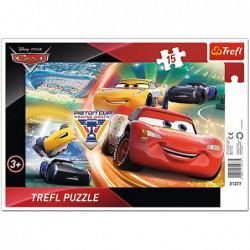 PUZZLE TREFL 15 31277 CARS...