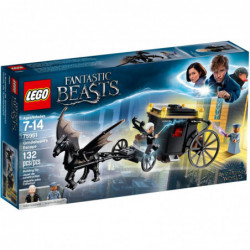 LEGO 75951 UCIECZKA...