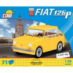 COBI 24530 POLSKI FIAT 126P