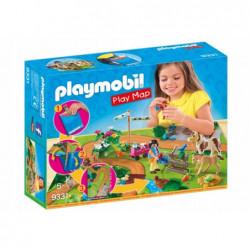 PLAYMOBIL 9331 PLAY MAP...