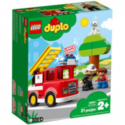 LEGO 10901 WÓZ STRAŻACKI