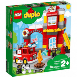 LEGO 10903 REMIZA STRAŻACKA
