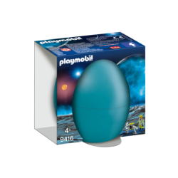 PLAYMOBIL 9416 SPACE AGENT...