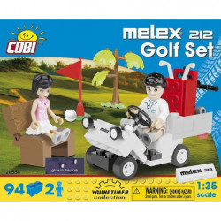 COBI 24554 MELEX 212 GOLF SET