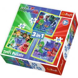 PUZZLE TREFL 3W1 34840...