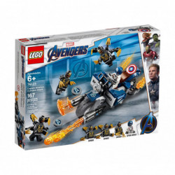 LEGO 76123 KAPITAN AMERYKA...
