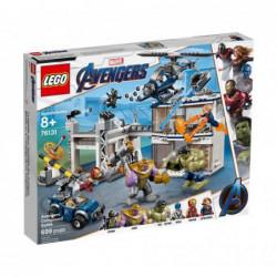 LEGO 76131 BITWA W KWATERZE...