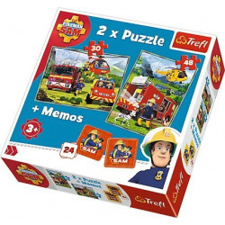 PUZZLE TREFL + MEMO 90791...