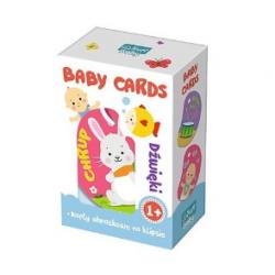 TREFL BABY CARDS 01591 DŹWIĘKI
