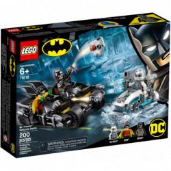 LEGO 76118 WALKA Z MR FREEZEM