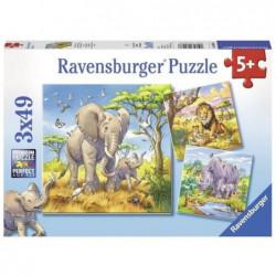 RAVENSBURGER 080038 PUZZLE...