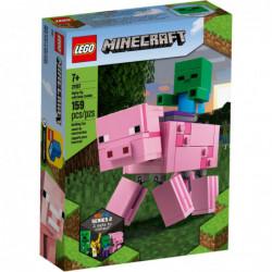 LEGO 21157 ŚWINKA I MAŁY...