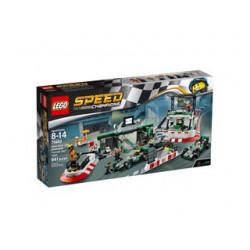 KLOCKI LEGO SPEED MERCEDES...