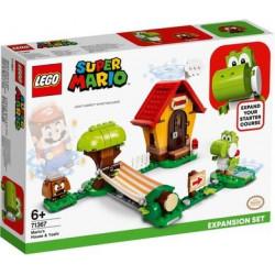 LEGO 71367 Yoshi i Dom Mario