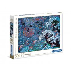 CLEMENTONI 35074 PUZZLE 500...