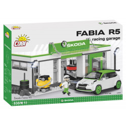 COBI 24580 SKODA FABIA RS