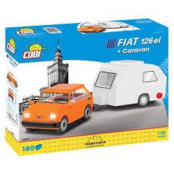 COBI 24591 FIAT 126P +...