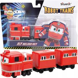 COBI 80180 ROBOT TRAINS...